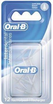 Picture of Oral-B Interdental Refill Tapered 3/6
