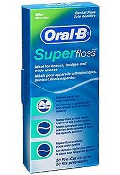Picture of Oral-B Super Floss 50