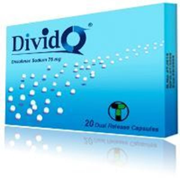 Picture of Divido 75mg Dual Release