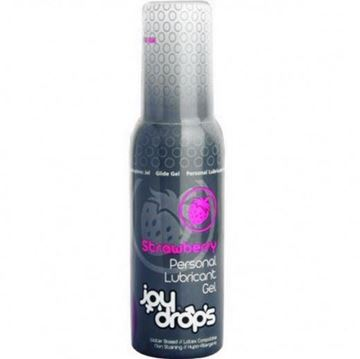 Picture of JoyDrops Strawberry Personal Lubricant Gel