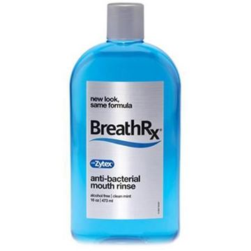 Picture of BreathRx Mouth Rinse