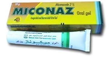 Picture of Miconaz Oral Gel