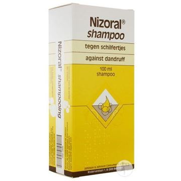 Picture of Nizoral Shampoo 100ml