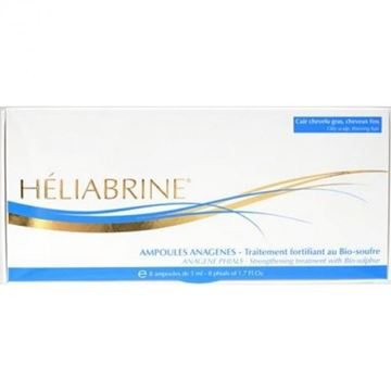 Picture of Heliabrine Anagene Strengthening Vails Dry Hair 8x5 ml