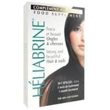 Picture of Heliabrine Hair & Nails Capsules