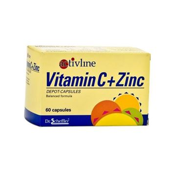 Picture of Activeline Vitamin C + Zinc
