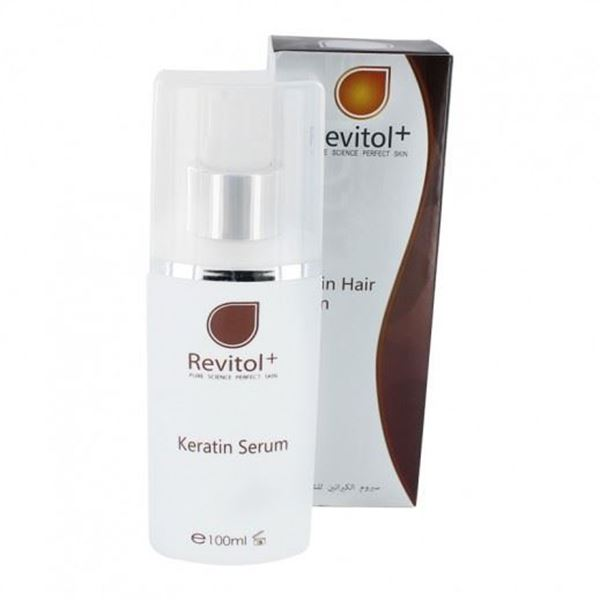 Dowa Health Shop In Kuwait Revitol Keratin Hair Serum