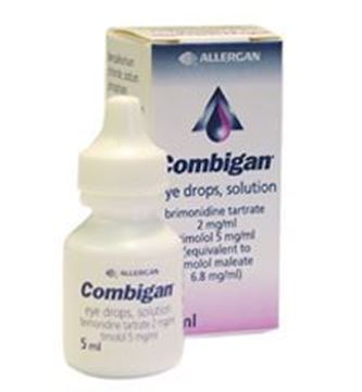 Picture of Combigan Eye Drop