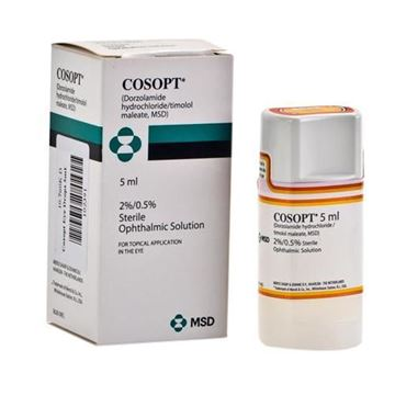 Picture of Cosopt Eye Drops