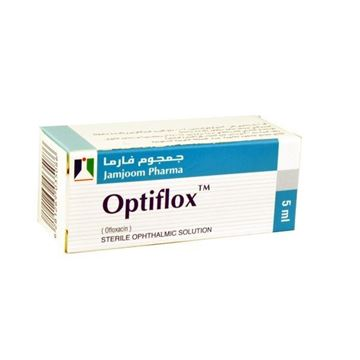 Picture of Optiflox Ophthalmic Solution