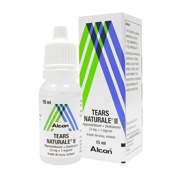 Picture of Tears Naturale II 15ml