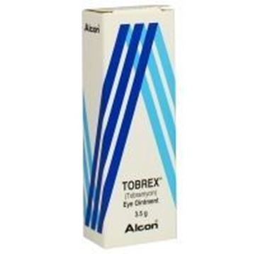 Picture of Tobrex Eye Ointment 3.5gm