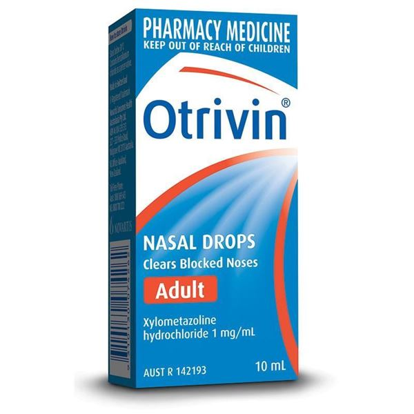 Dowa Health Shop In Kuwait Otrivin Nasal Drops 0 1