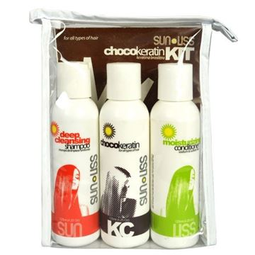 Picture of Sunliss Choco KeratinTreatment Kit
