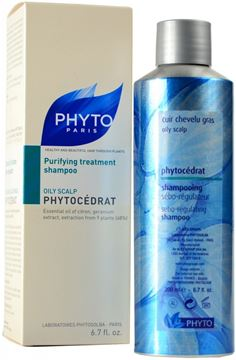 Picture of Phyto Purifying Treatment Shampooing For oily Sculp