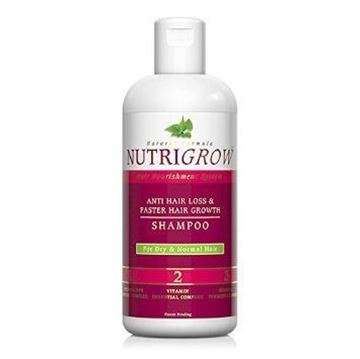 Picture of Nutrigrow Shampoo Dry & Normal Hair