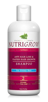 Picture of Nutrigrow Shampoo Greasy Hair