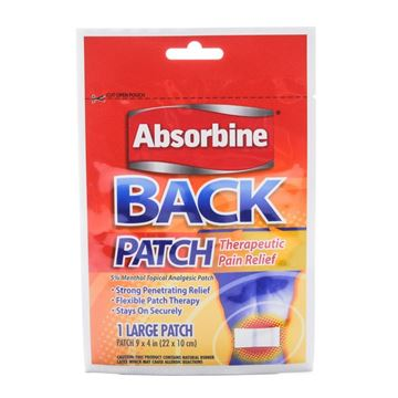 Picture of Absorbjin Pain Relief Patch