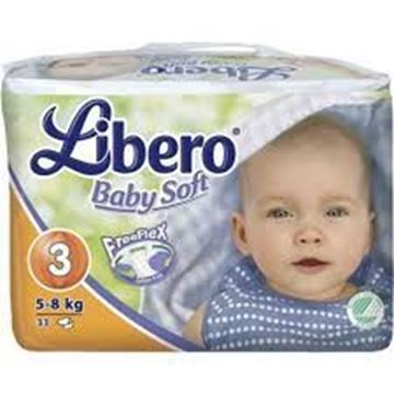 Picture of Libero Baby Soft 3