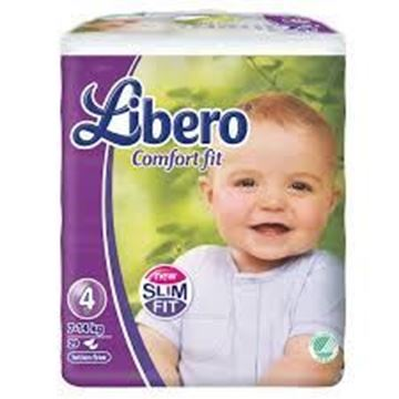 Picture of Libero Comfort Fit 4