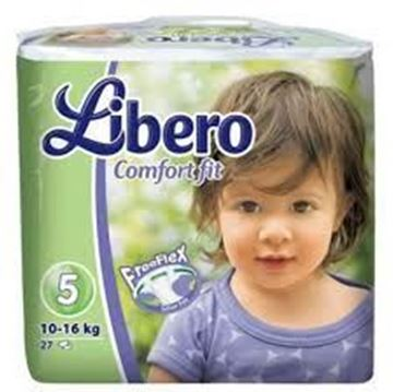 Picture of Libero Comfort Fit 5