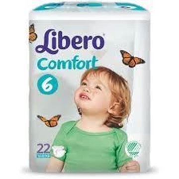 Picture of Libero Comfort Fit 6
