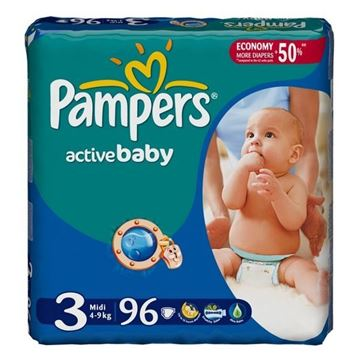 Picture of Pampers Active Baby 3