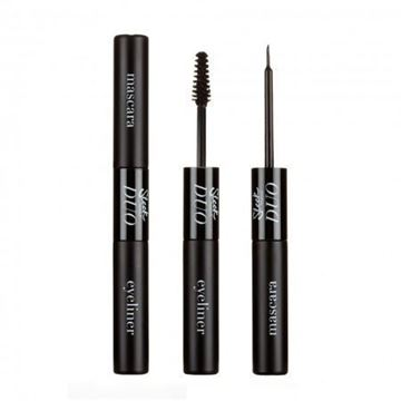 Picture of  Sleek Eyeliner & Mascara Duo Jet Black
