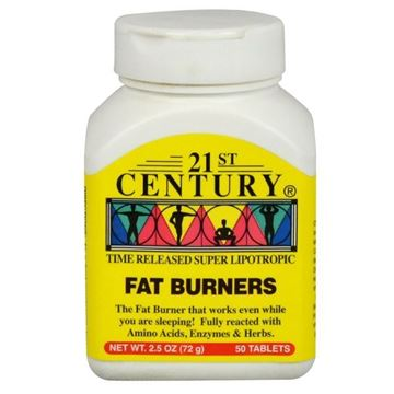 Picture of 21st Century Fat Burner