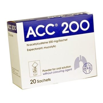 Picture of ACC 200 Powder