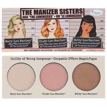 Picture of The Balm Manizer Sisters