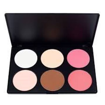 Picture of Coastal 6 Contour Blush Palette