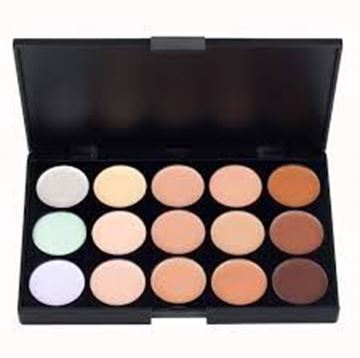 Picture of Coastal Eclipse Concealer Palette 15 Piece