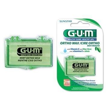 Picture of Gum Orthodontic Wax Mint