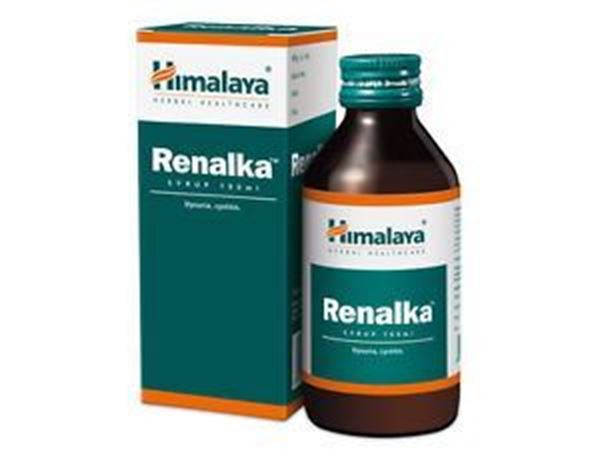Dowa Health Shop in Kuwait. Renalka Syrup