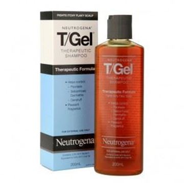 Picture of Neutrogena T/Gel fort shampooing