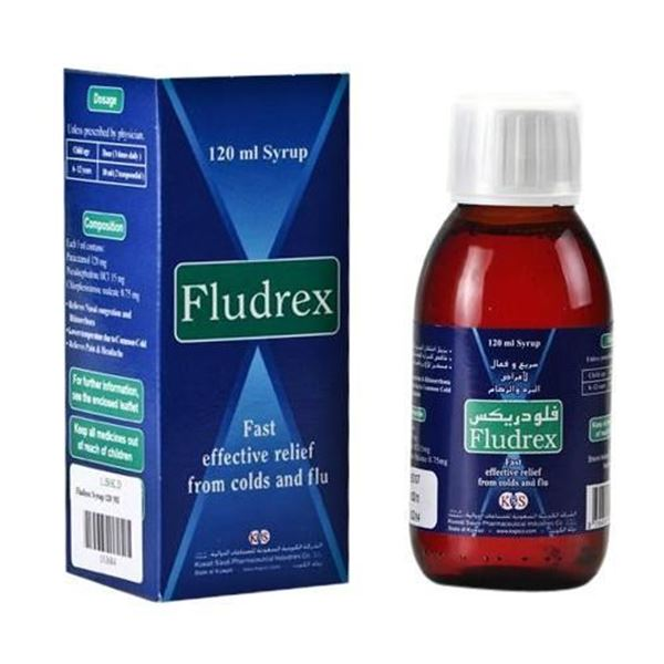 Dowa Health Shop In Kuwait Fludrex Syrup
