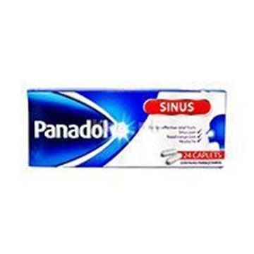 Picture of Panadol Sinus Caplets