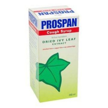 Picture of Prospan Cough Syrup (Herbal)