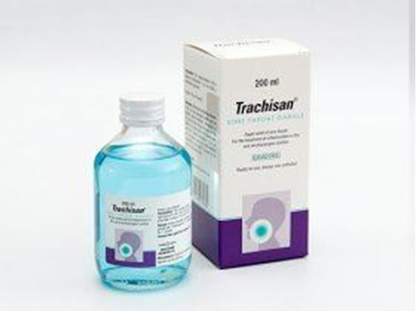 Picture of Trachisan Sore Throat Gargle