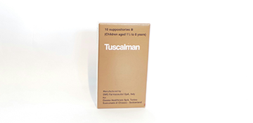 Picture of Tuscalman B Suppositories