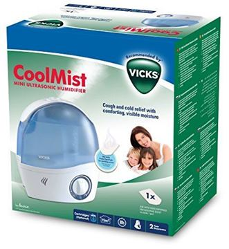 Picture of Vicks Paediatric Mini Ultrasonic Humidifier
