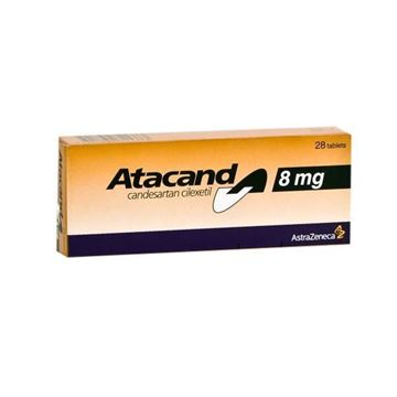 Picture of Atacand 8mg 28tabs