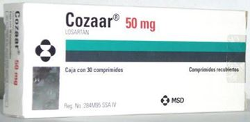 Picture of Cozaar Tablets 50mg