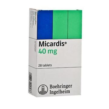 Picture of Micardis Tablets 40mg