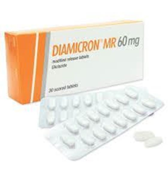 Dowa Health Shop in Kuwait. Diamicron MR Tablets 60mg