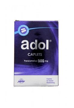 Picture of Adol Caplets 96 Cap