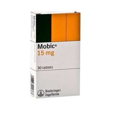 Picture of Mobic Tablets 15mg 30Tabs