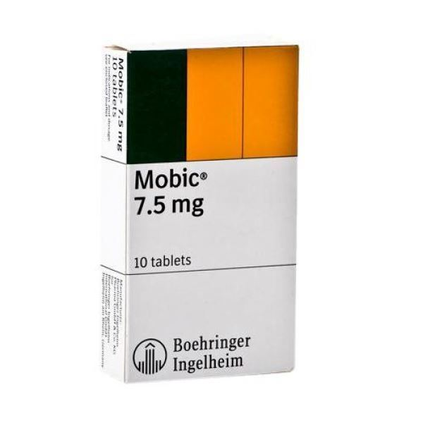 Picture of Mobic Tablets 7.5mg 10Tabs