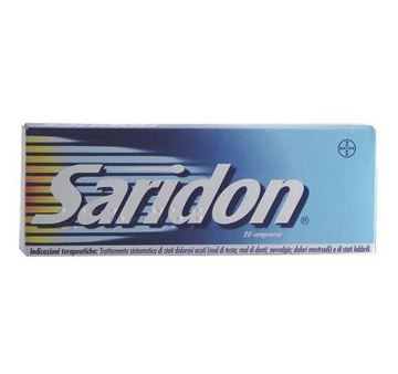 Picture of Saridon Tablets